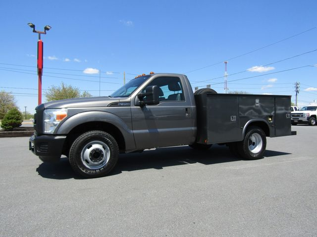 2011 Ford F350 9' Utility 2wd in Lancaster, PA PA