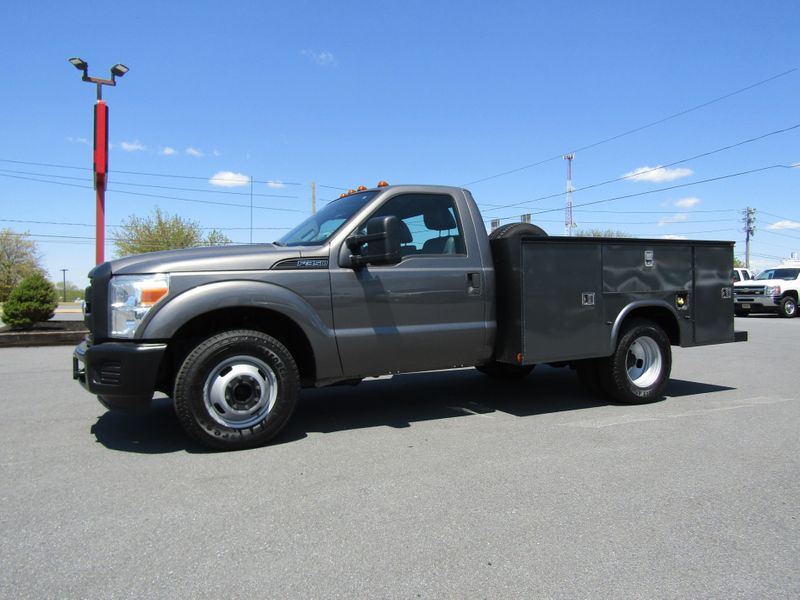 2011 Ford F350 9' Utility 2wd in Ephrata PA
