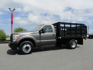 2011 Ford F350 9' Stake 2wd with Lift Gate in Lancaster, PA PA