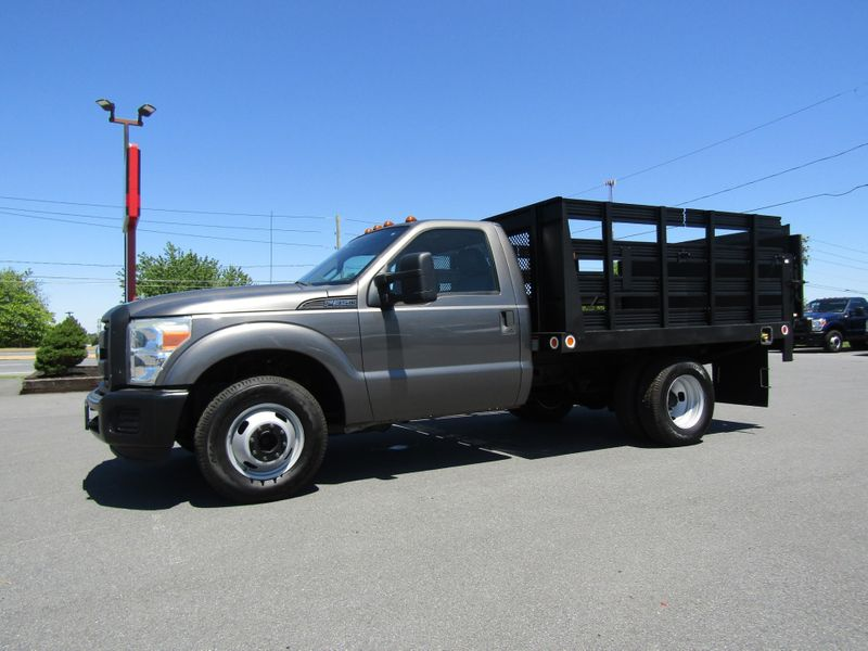 2011 Ford F350 9' Stake 2wd with Lift Gate in Ephrata PA