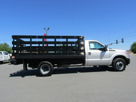 2011 Ford F350 12' Stake Flatbed Truck 2wd in Ephrata, PA