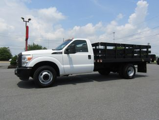 2011 Ford F350 12' Stake Flatbed Truck 2wd in Lancaster, PA, PA 17522