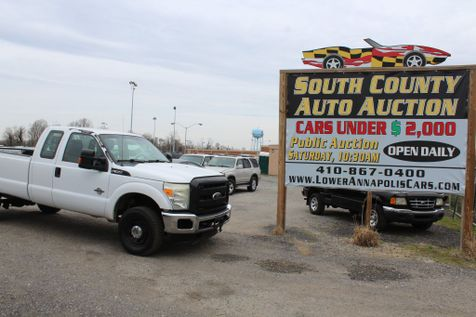 2011 Ford Super Duty F-350 SRW Pickup XLT in Harwood, MD