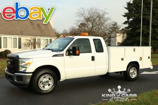 2011 Ford F350 X-Cab Utility SERVICE BODY 6.2L V8 LOW MILES 1-OWNER in Woodbury, New Jersey 08093