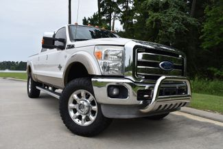 2011 Ford F350SD Lariat Walker, Louisiana 4