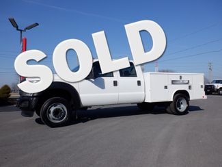 2011 Ford F450 Crew Cab 2wd with New 9' Reading Utility Bed in Lancaster, PA PA