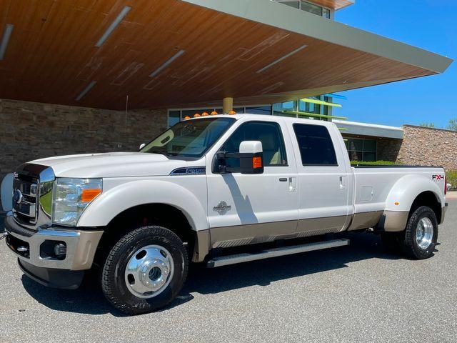 2011 Ford F450 Fx4 Lariat CREW CAB 6.7L POWERSTROKE DIESEL BONE STOCK in Woodbury, New Jersey 08093
