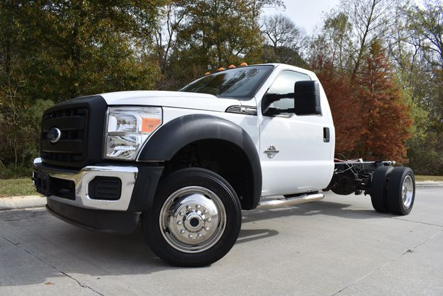 2011 Ford F450SD XL Walker, Louisiana 5