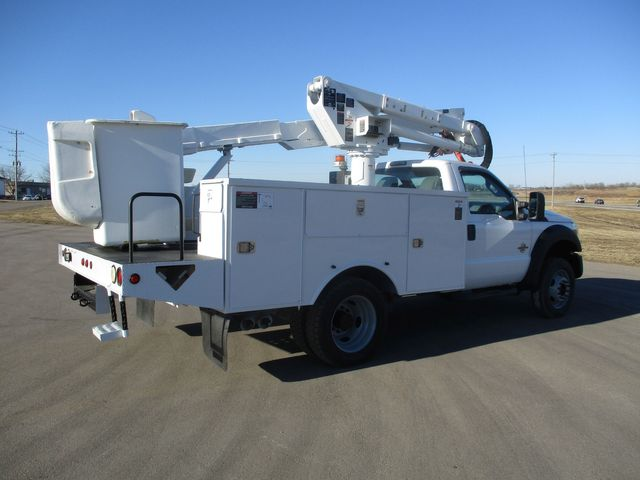 2011 Ford F550 4X4 BUCKET BOOM TRUCK Lake In The Hills, IL 4