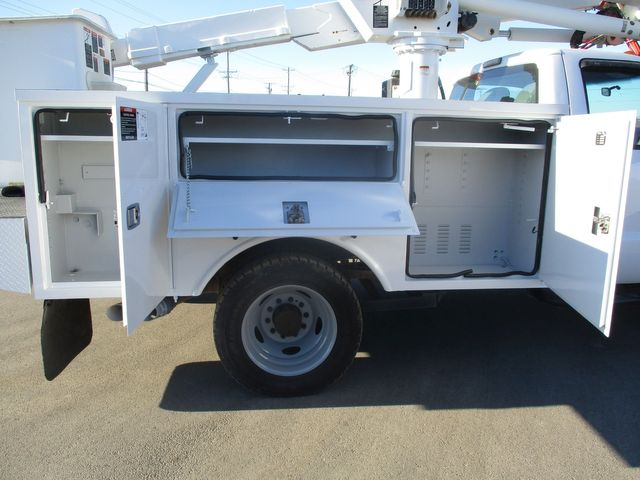 2011 Ford F550 4X4 BUCKET BOOM TRUCK Lake In The Hills, IL 20