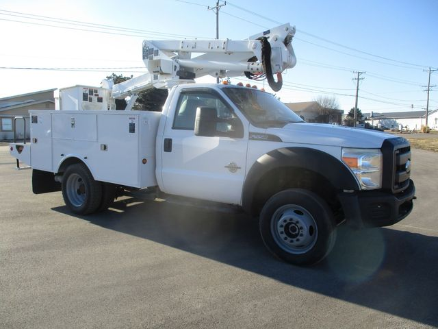 2011 Ford F550 4X4 BUCKET BOOM TRUCK Lake In The Hills, IL 6