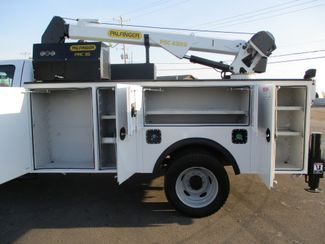 2011 Ford  F550 4X4 SERVICE UTILITY CRANE TRUCK Lake In The Hills, IL 20