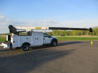 2011 Ford  F550 4X4 SERVICE UTILITY CRANE TRUCK Lake In The Hills, IL 36