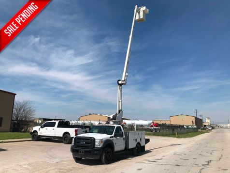 2011 Ford F550 BUCKET TRUCK   in Fort Worth, TX