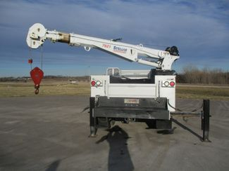 2011 Ford F550 DIESEL 7500 LBS CRANE TRUCK Lake In The Hills, IL 8