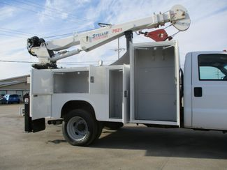 2011 Ford F550 DIESEL 7500 LBS CRANE TRUCK Lake In The Hills, IL 23