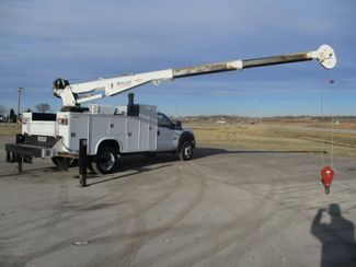 2011 Ford F550 DIESEL 7500 LBS CRANE TRUCK Lake In The Hills, IL 36