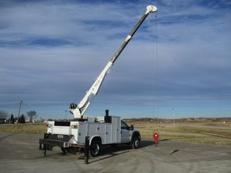 2011 Ford F550 DIESEL 7500 LBS CRANE TRUCK Lake In The Hills, IL 37