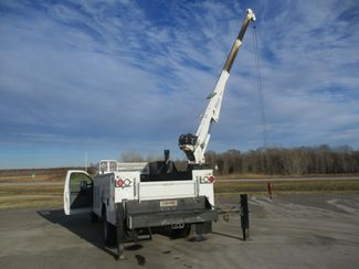 2011 Ford F550 DIESEL 7500 LBS CRANE TRUCK Lake In The Hills, IL 38