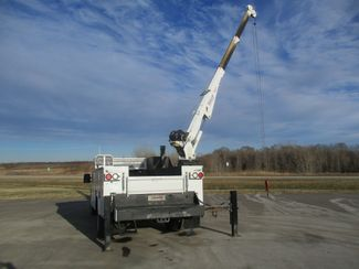 2011 Ford F550 DIESEL 7500 LBS CRANE TRUCK Lake In The Hills, IL 39