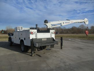 2011 Ford F550 DIESEL 7500 LBS CRANE TRUCK Lake In The Hills, IL 43