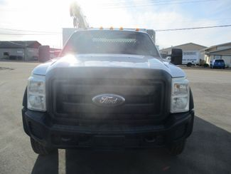 2011 Ford F550 DIESEL 7500 LBS CRANE TRUCK Lake In The Hills, IL 7