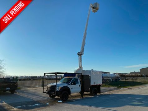 2011 Ford F550 FORESTRY BUCKET TRUCK XL in Fort Worth, TX