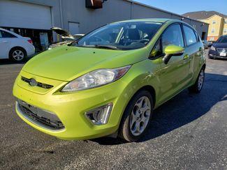 2011 Ford Fiesta SES   Champaign, Illinois   The Auto Mall of Champaign in Champaign Illinois