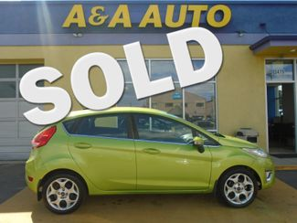 2011 Ford Fiesta SES in Englewood, CO 80110