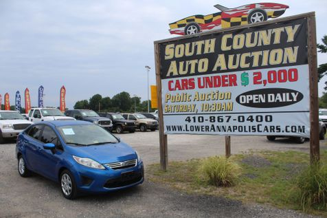 2011 Ford Fiesta SE in Harwood, MD