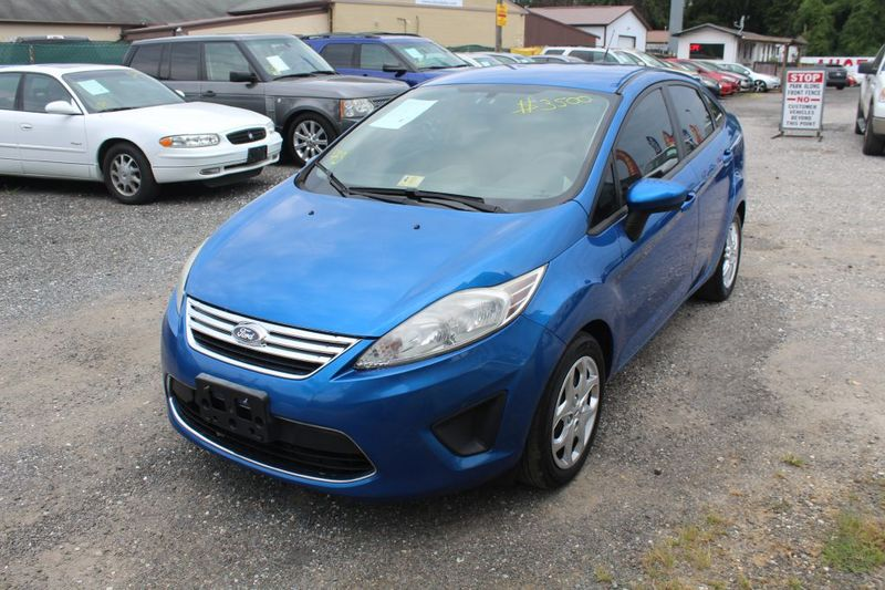 2011 Ford Fiesta SE  city MD  South County Public Auto Auction  in Harwood, MD