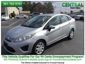 2011 Ford Fiesta S   Hot Springs, AR   Central Auto Sales in Hot Springs AR