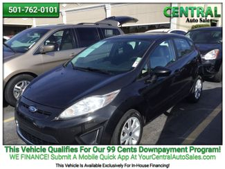 2011 Ford Fiesta SE   Hot Springs, AR   Central Auto Sales in Hot Springs AR