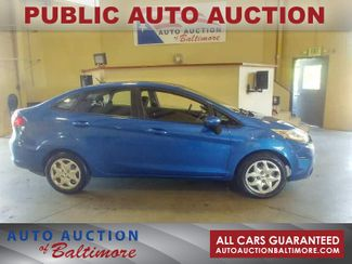 2011 Ford Fiesta SE   JOPPA, MD   Auto Auction of Baltimore  in Joppa MD
