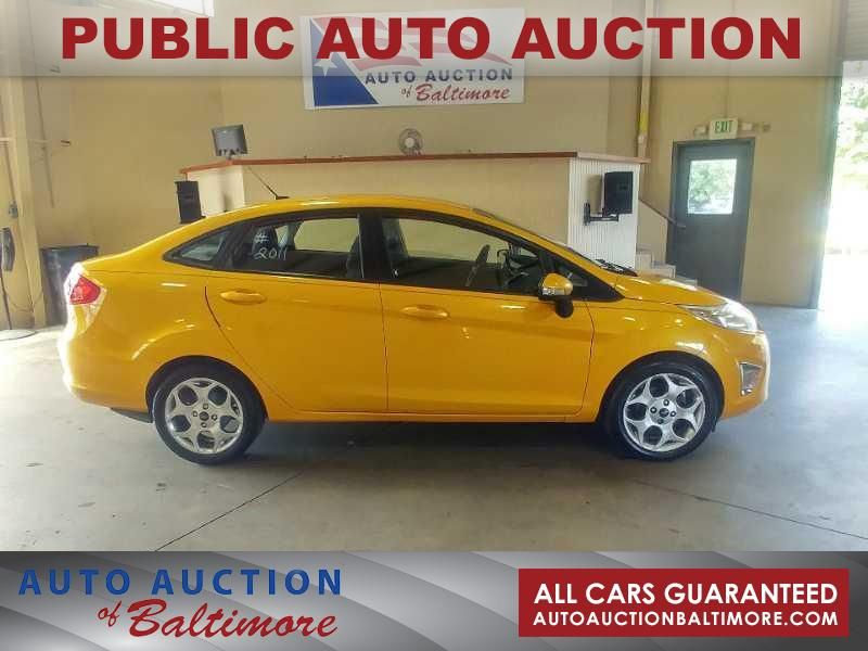 2011 Ford Fiesta SEL | JOPPA, MD | Auto Auction of Baltimore  in JOPPA MD