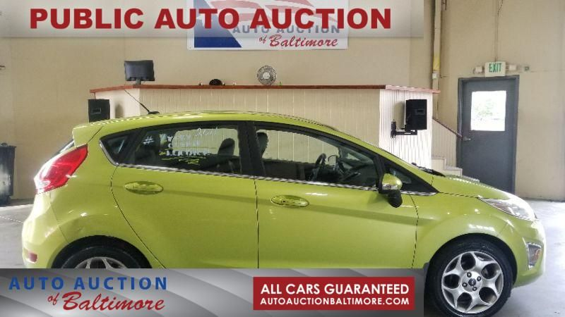 2011 Ford Fiesta SES | JOPPA, MD | Auto Auction of Baltimore  in JOPPA MD
