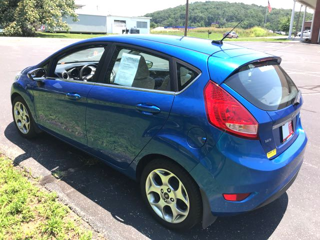 2011 Ford Fiesta SES Knoxville, Tennessee 4