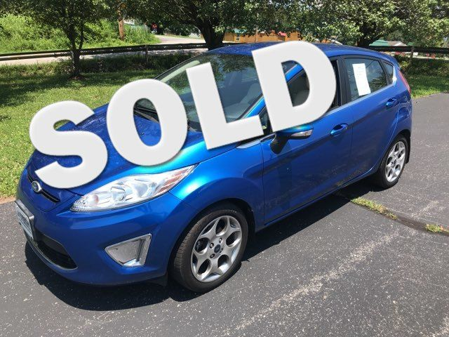 2011 Ford Fiesta SES Knoxville, Tennessee