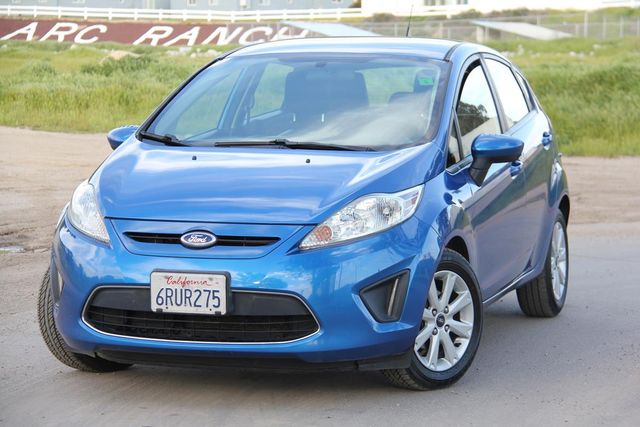 2011 Ford Fiesta SE Santa Clarita, CA 4