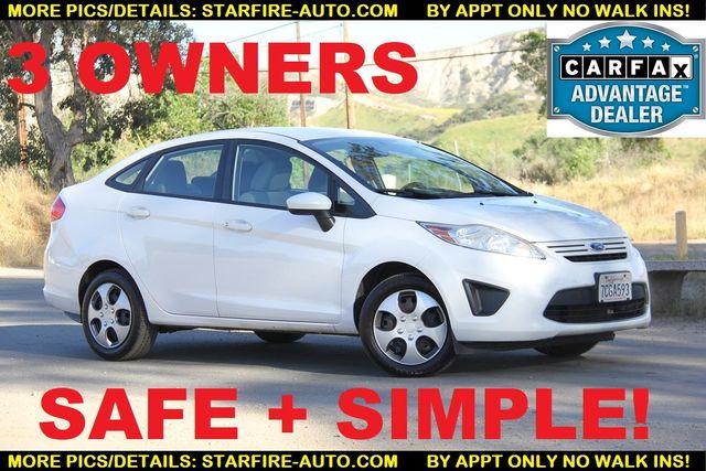 2011 Ford Fiesta S Santa Clarita, CA