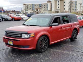2011 Ford Flex Titanium w/Ecoboost | Champaign, Illinois | The Auto Mall of Champaign in Champaign Illinois