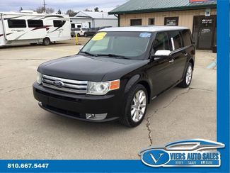2011 Ford Flex Limited AWD in Lapeer, MI 48446
