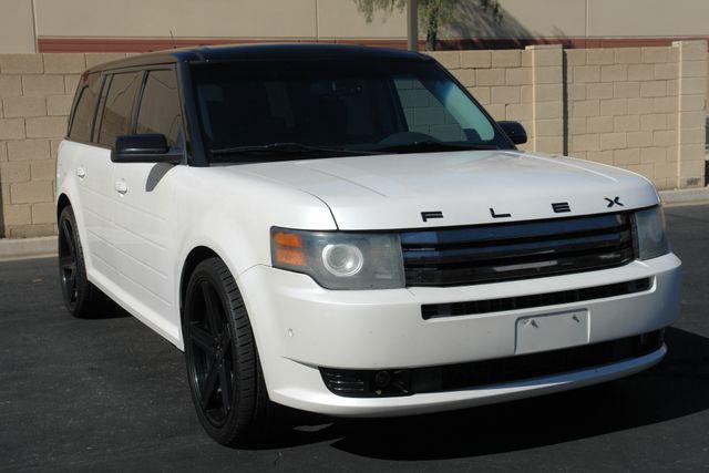 2011 Ford Flex Titanium w/Ecoboost Phoenix, AZ 13