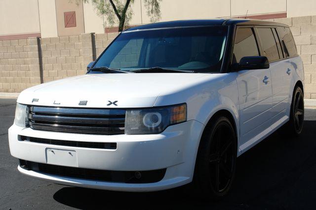 2011 Ford Flex Titanium w/Ecoboost Phoenix, AZ 14