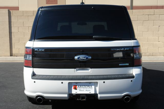 2011 ford flex titanium w ecoboost phoenix az arizona. Black Bedroom Furniture Sets. Home Design Ideas