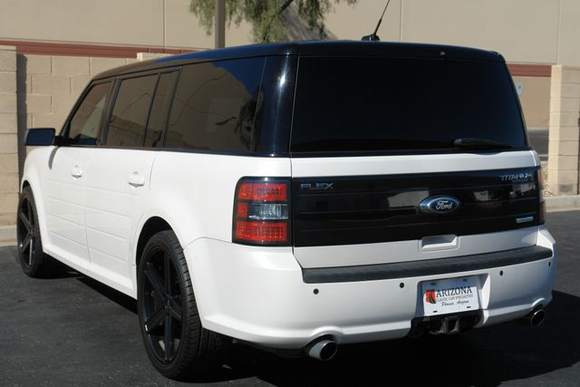 2011 Ford Flex Titanium w/Ecoboost Phoenix, AZ 20
