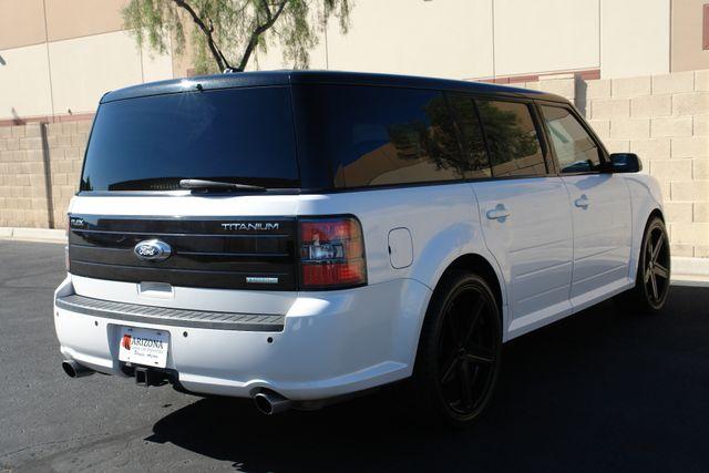 2011 Ford Flex Titanium w/Ecoboost Phoenix, AZ 21