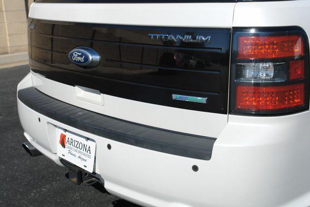2011 Ford Flex Titanium w/Ecoboost Phoenix, AZ 3