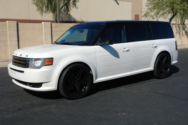 2011 Ford Flex Titanium w/Ecoboost Phoenix, AZ 8