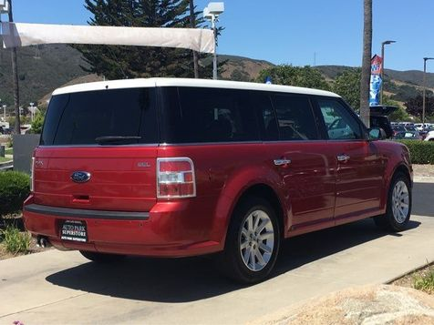 2011 Ford Flex SEL   San Luis Obispo, CA   Auto Park Sales & Service in San Luis Obispo, CA